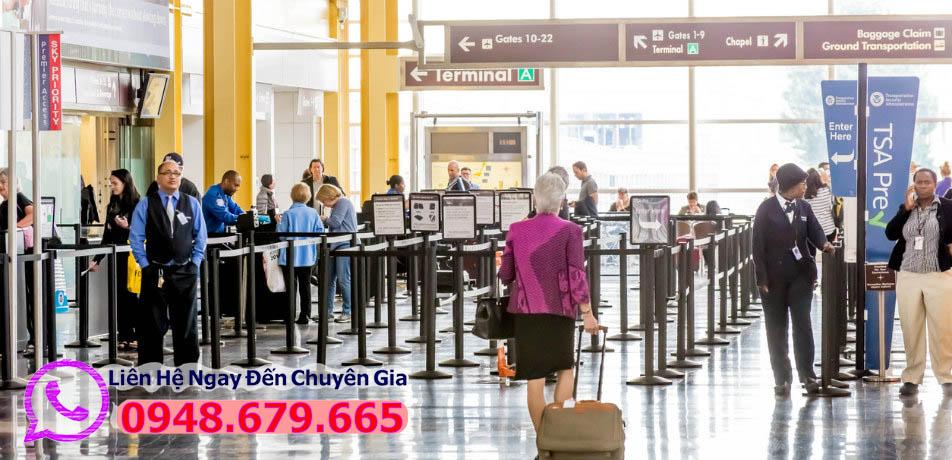 Hải quan sân bay