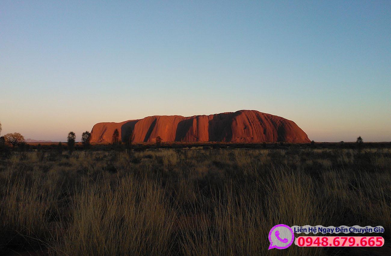 Sa thạch Uluru