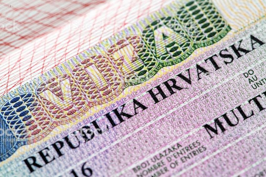 Visa Croatia