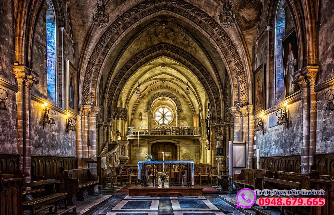 Nhà thờ ở Pháp