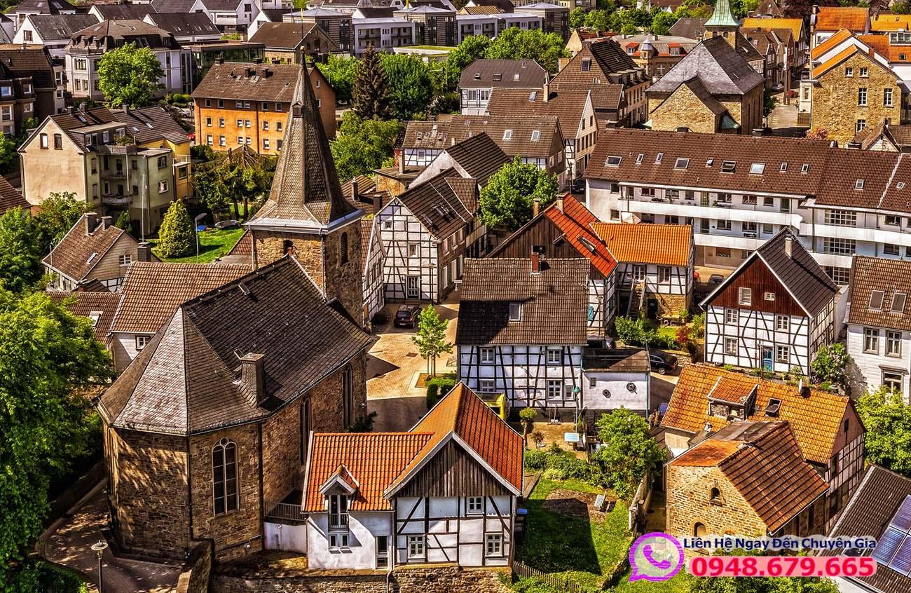 City View Nước Đức
