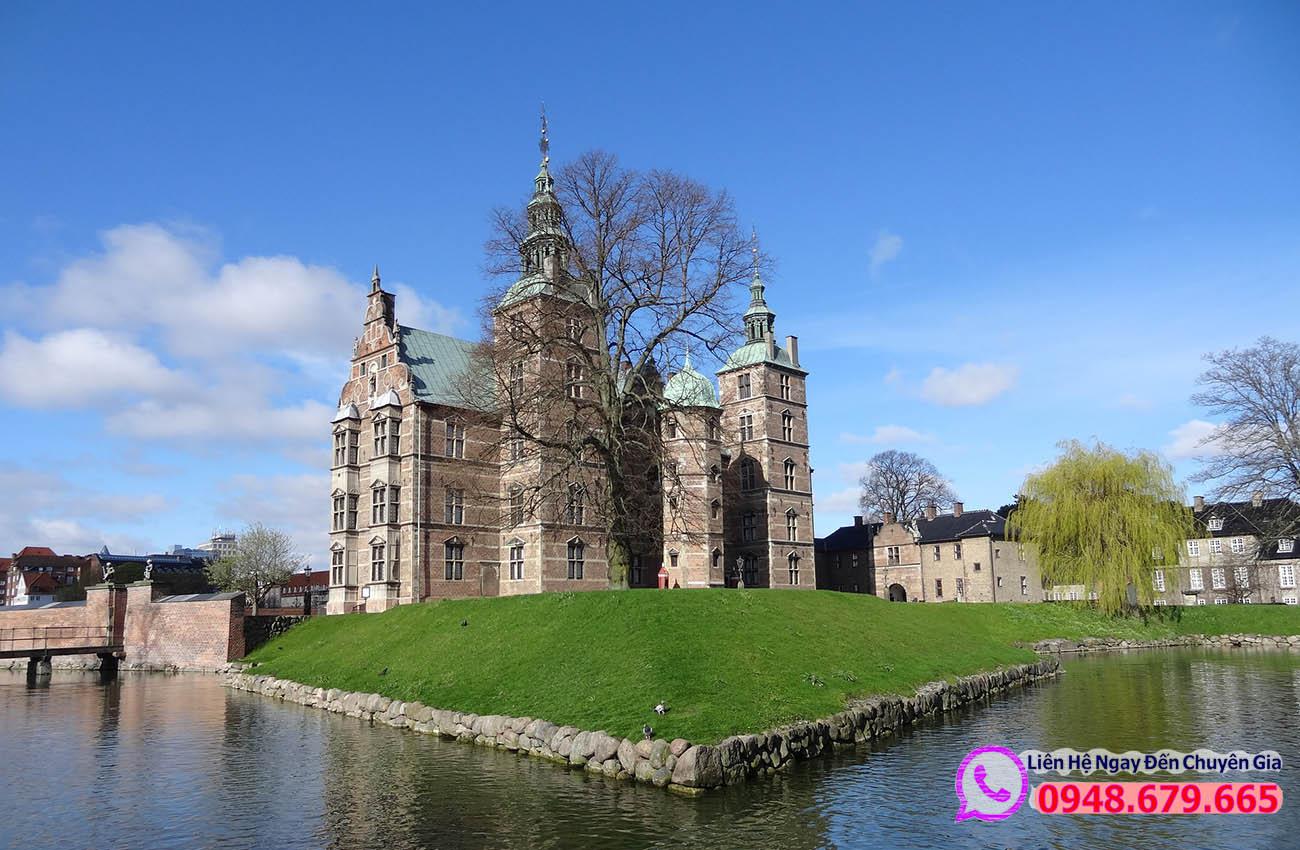 Lâu đài Rosenborg Đan Mạch