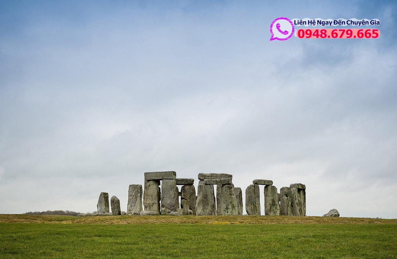 Bãi đá Stone Henge
