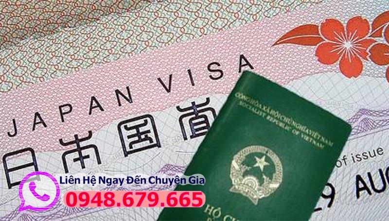 THư mời xin visa Nhật Bản