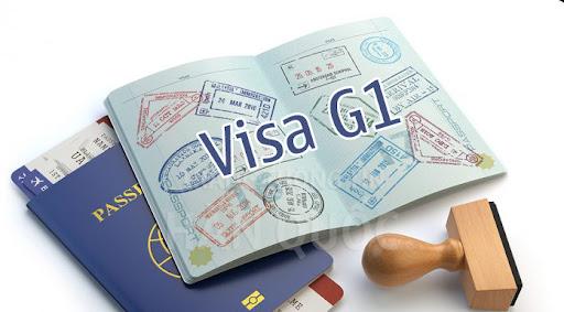 Visa G1 Hàn Quốc