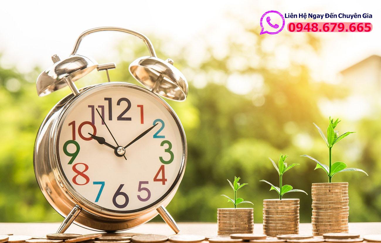 Tiết kiệm thời gian và tiền bạc
