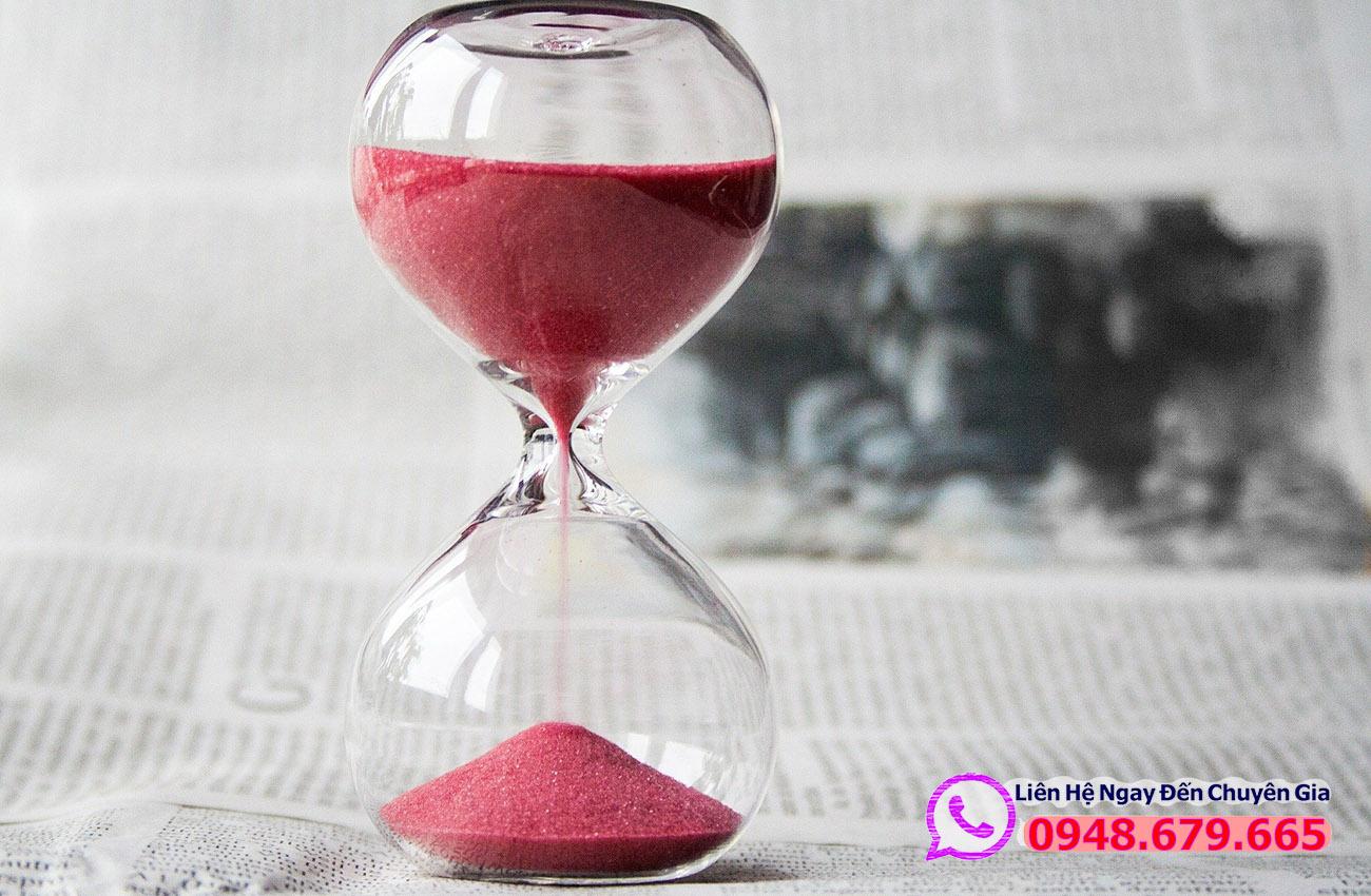 Thời gian làm Visa mất bao lâu