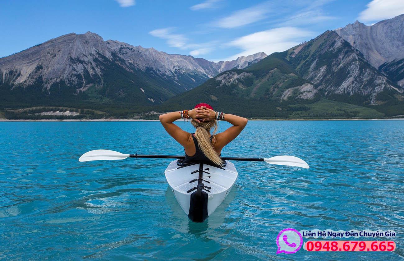 Thư giãn ở biển