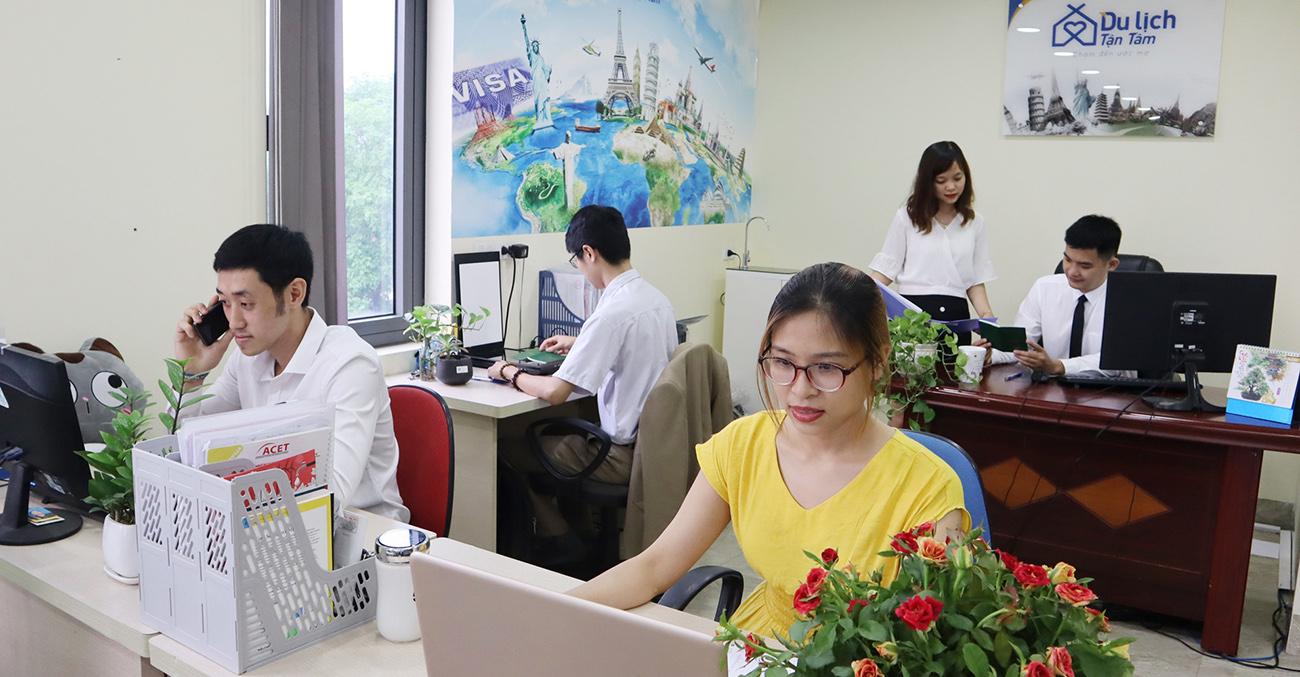 Công ty uy tín về lĩnh vực visa