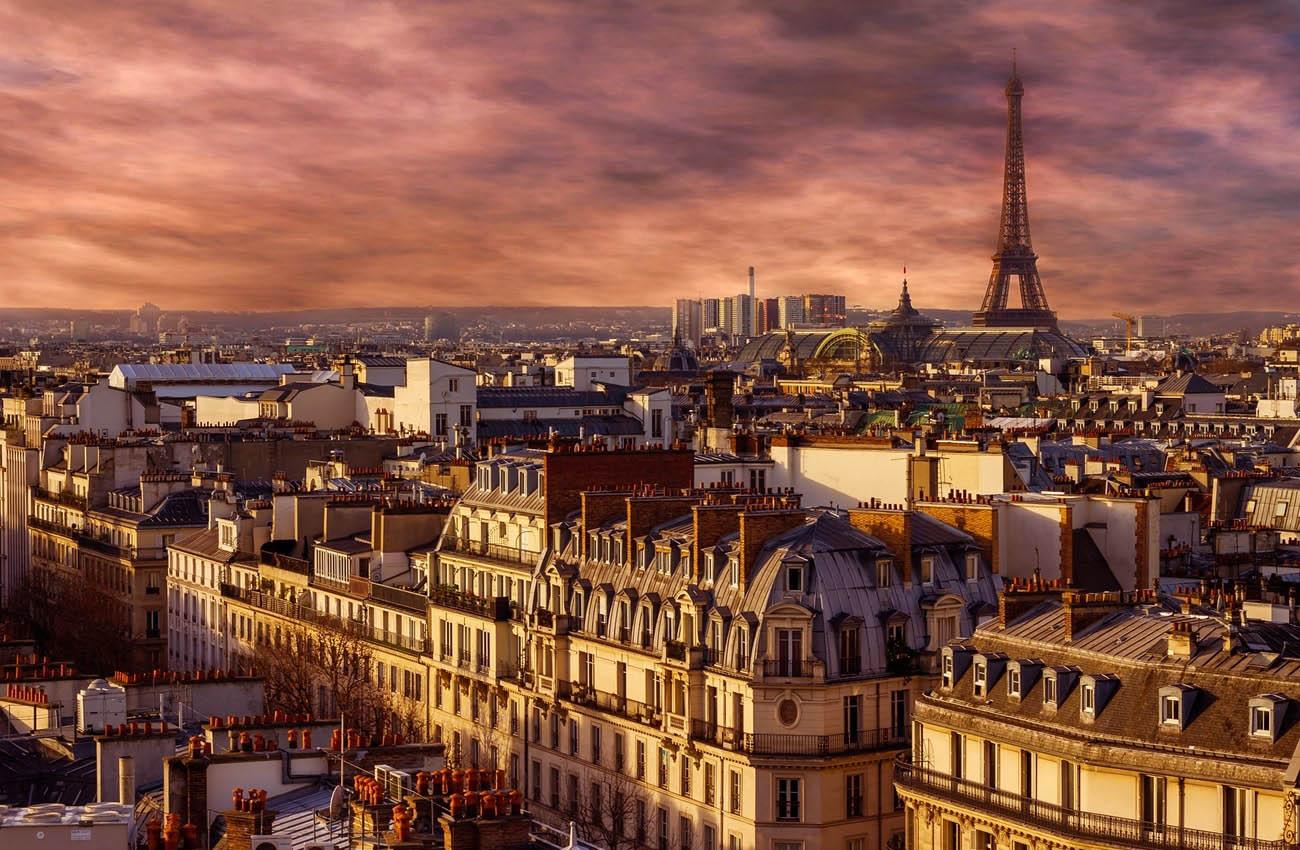 Thành phố Paris - Pháp