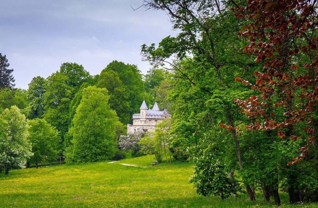 Mùa xuân Liechtenstein