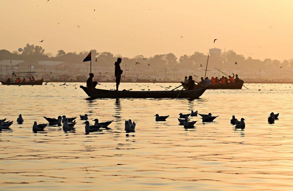 Sông Hằng ở Ấn Độ