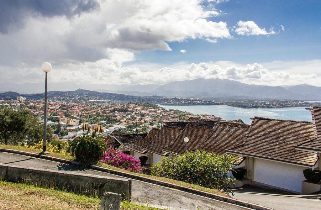 Thủ đô New-Caledonia
