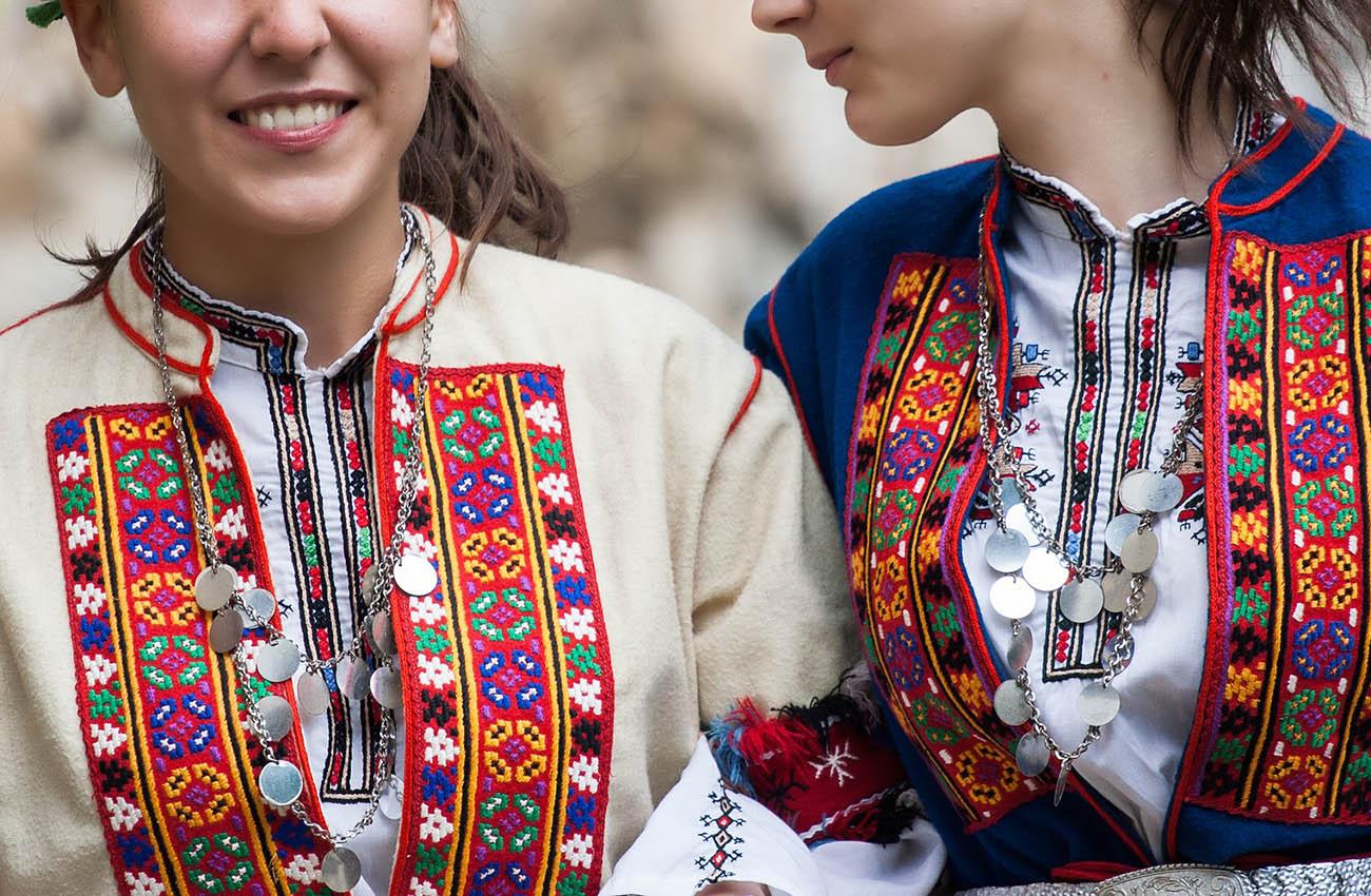 Trang Phục Truyền Thống của Bulgaria