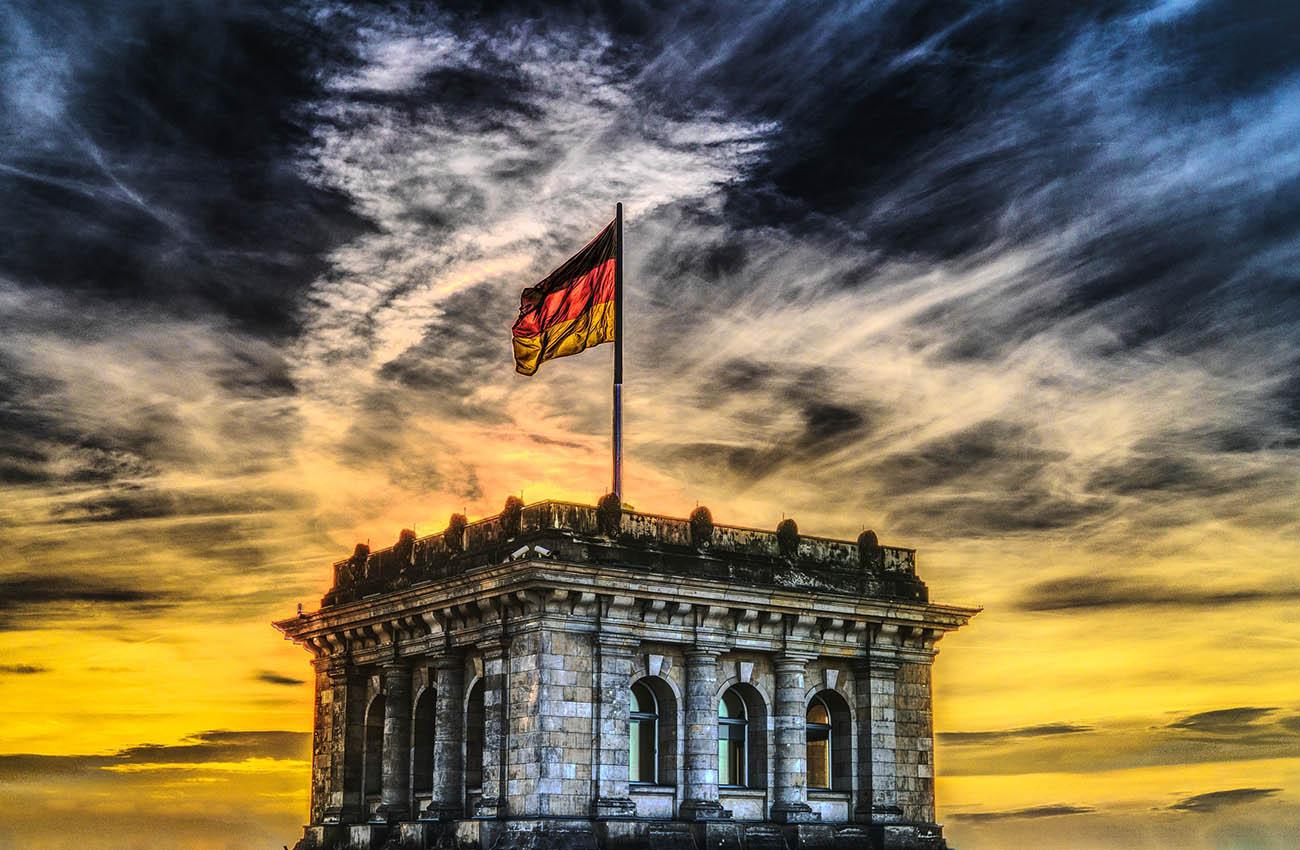 Tượng đài Bundestag
