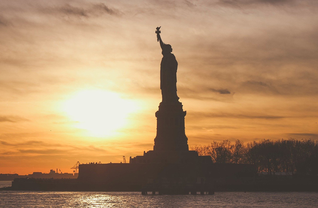 Tượng nữ thần tự do Mỹ