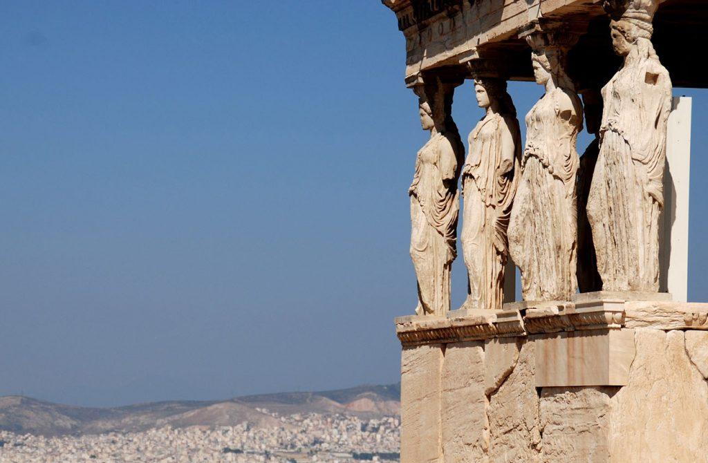 Tượng thờ thần Hy Lạp