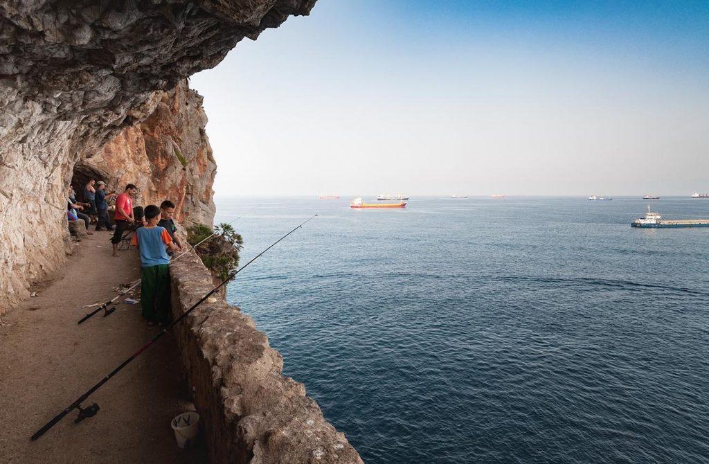 Bãi biển bejaia - Algeria