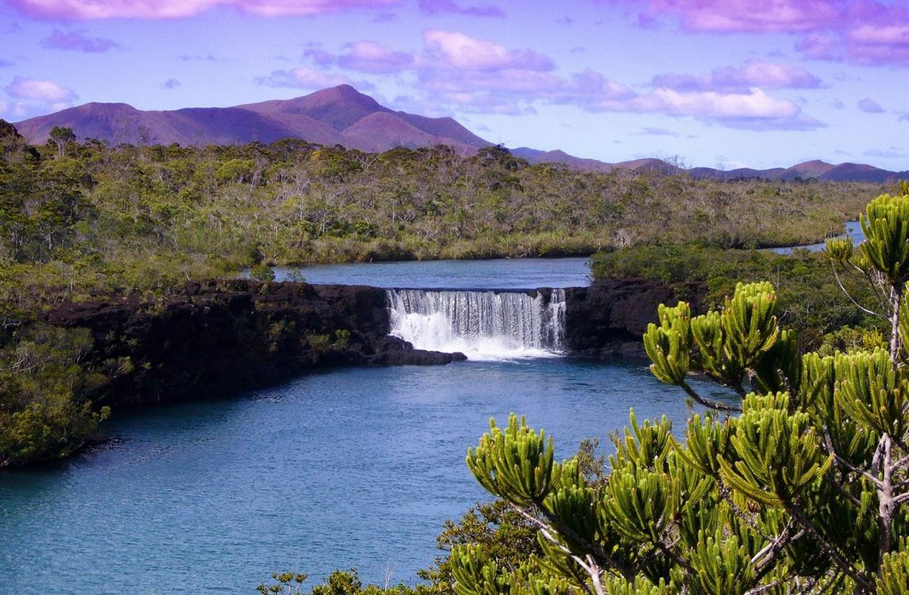 Cảnh đẹp New-Caledonia