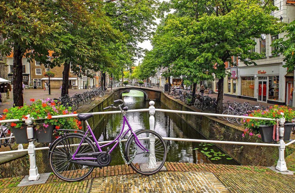 city view Hà Lan