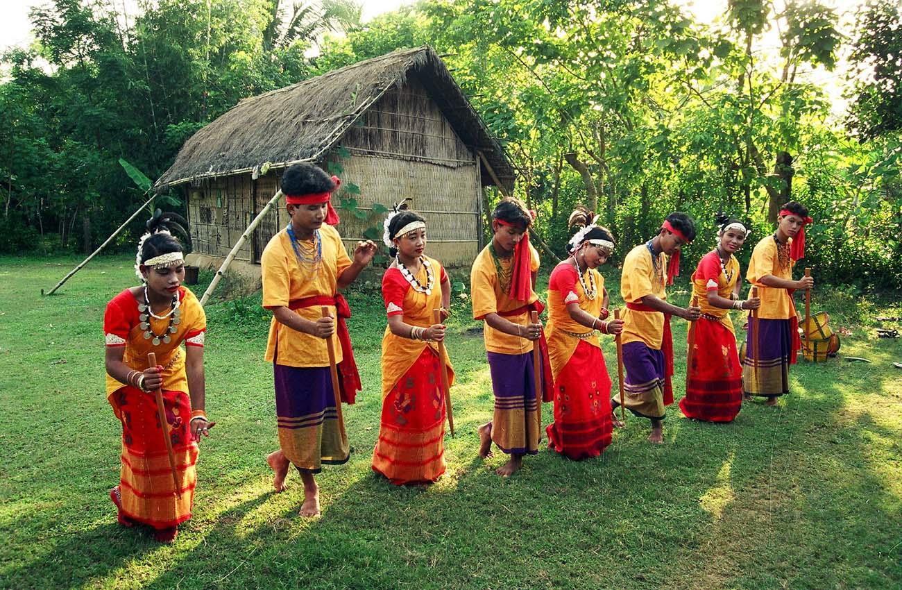 Điệu nhảy cổ truyền Bangladesh