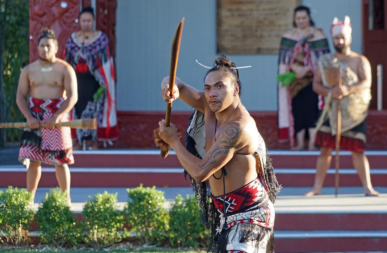 Điệu nhảy truyền thống của New Zealand