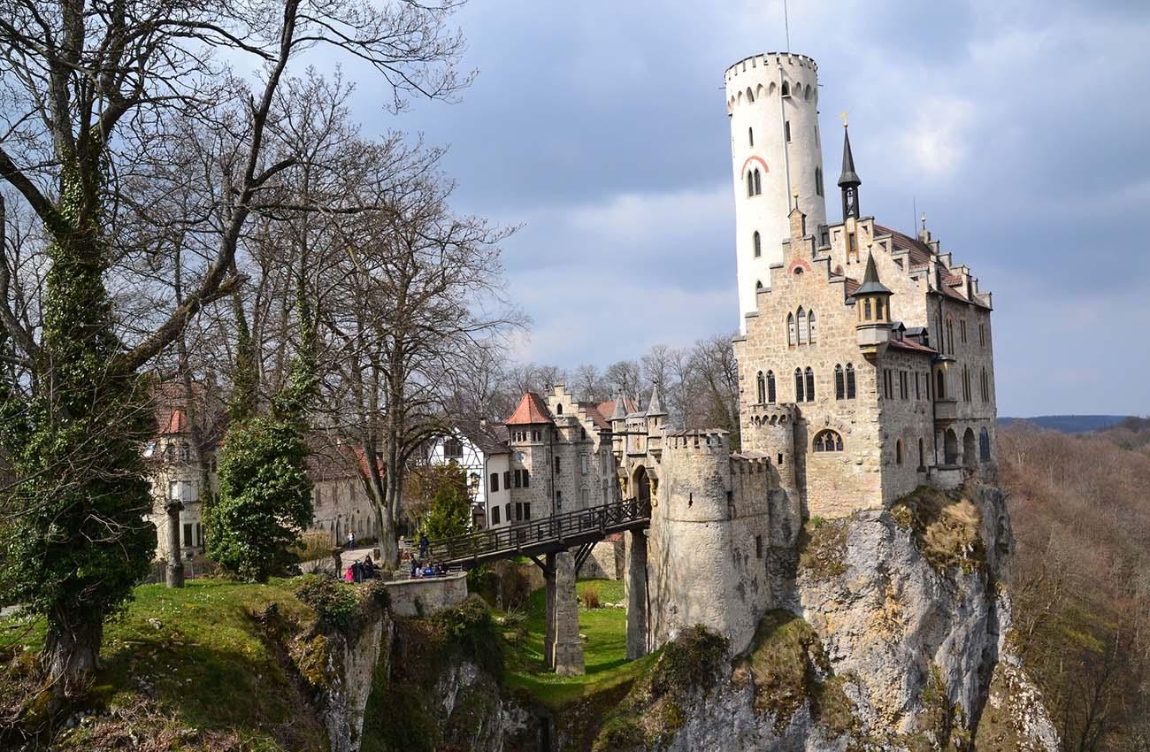 Mùa đông Liechtenstein