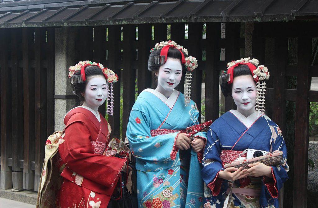 Nghệ thuật kịch gheisha Nhật Bản