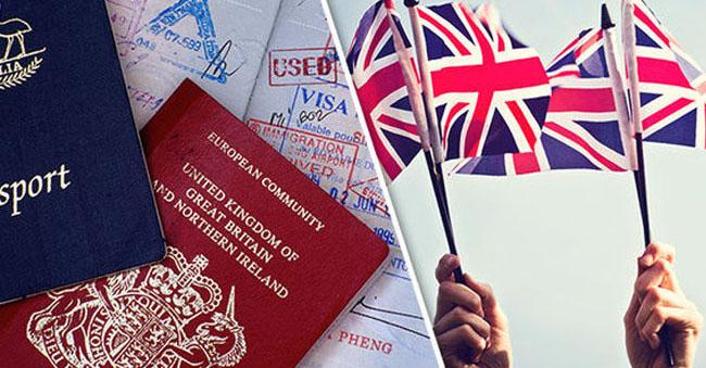 Giấy tờ làm visa UK
