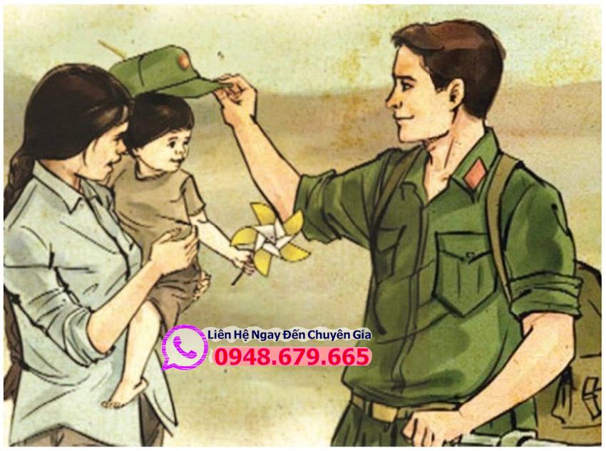 Làm Quân Đội có được đi nước ngoài