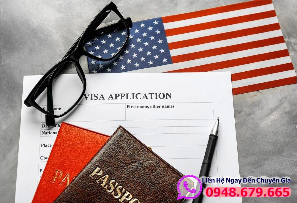 Hồ sơ Visa Mỹ
