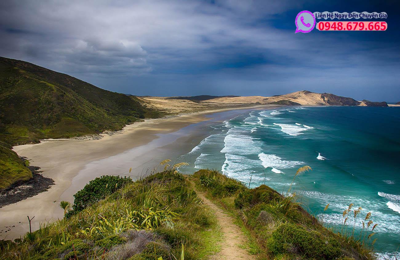 Phong cảnh New Zealand