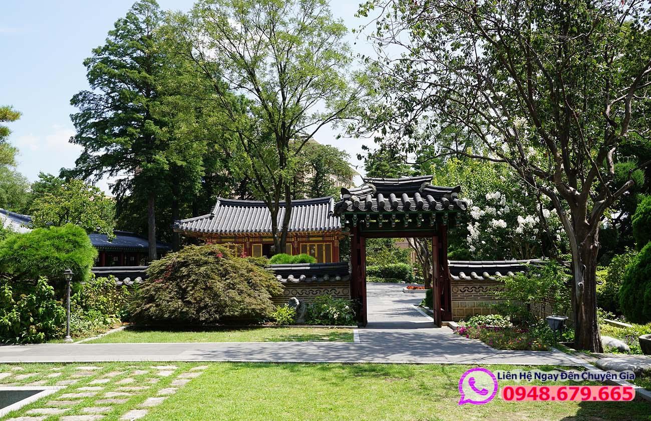 Nhà truyền thống Hàn Quốc
