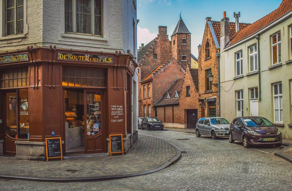 Antwerp Nước Bỉ