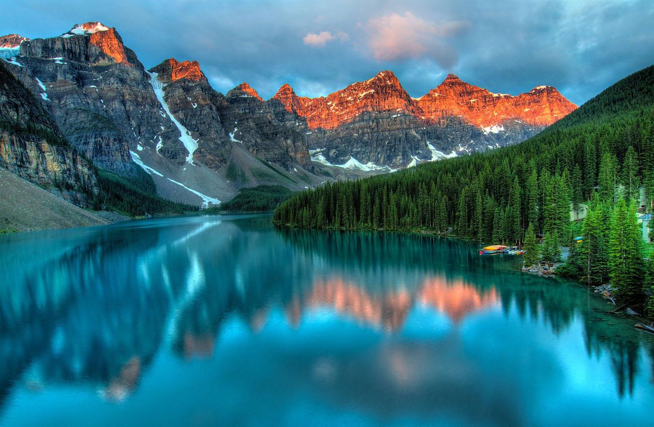 Cảnh đẹp bang Alberta
