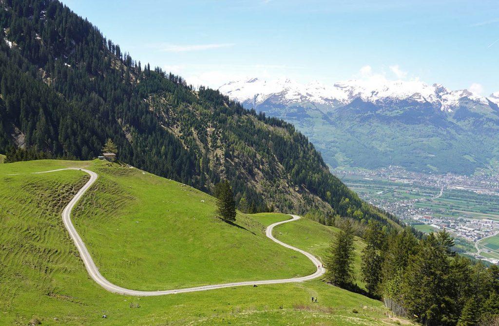 Cảnh sắc Liechtenstein