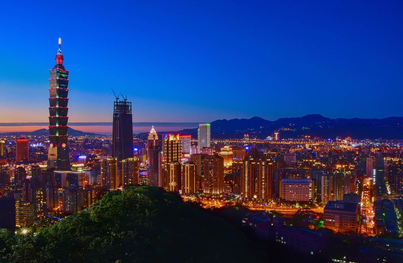 Đài Loan Về Đêm