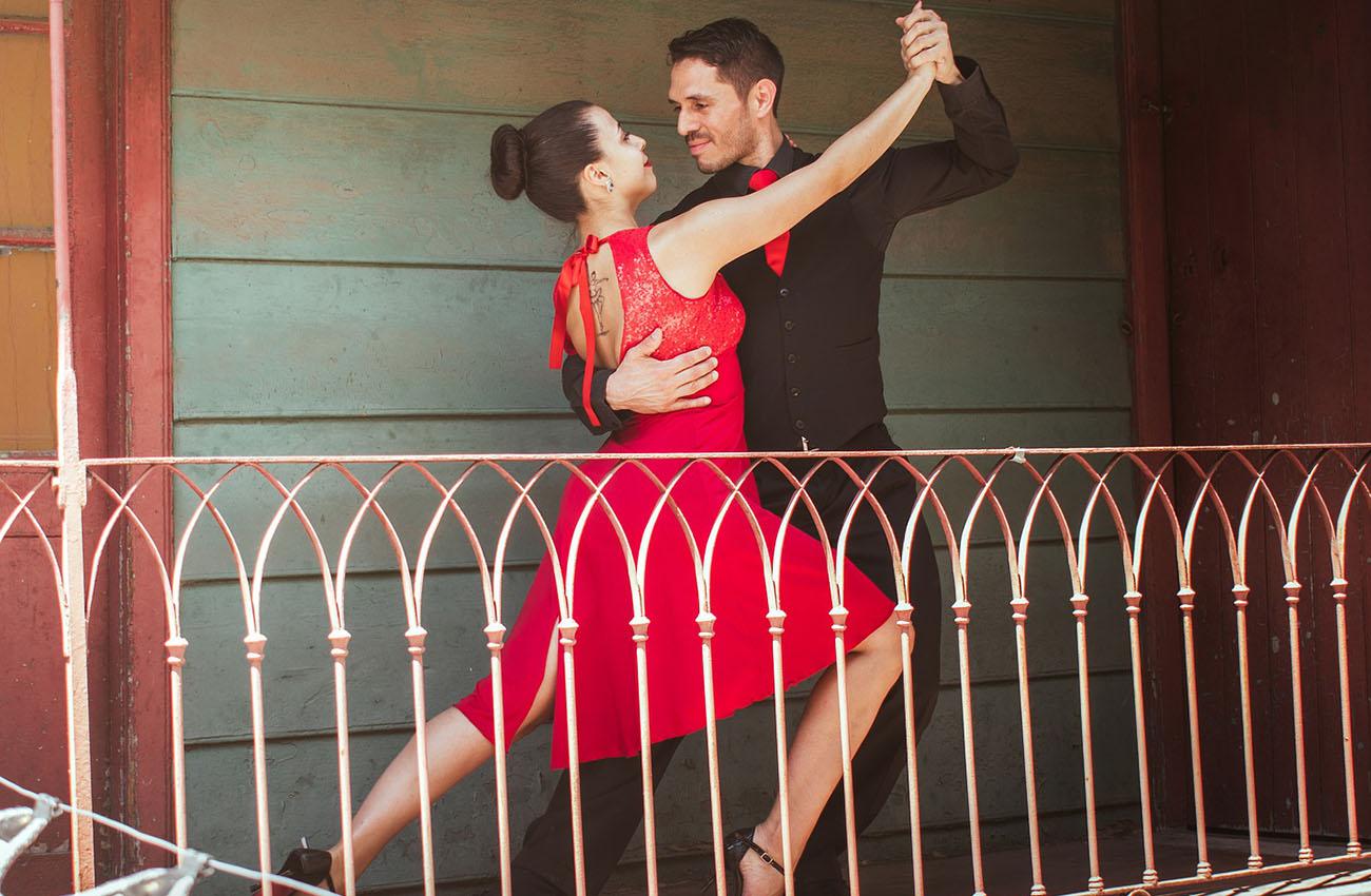 Điệu nhảy Tango