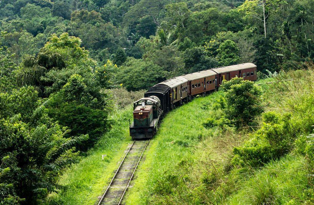 Phương tiện giao thông Srilanka