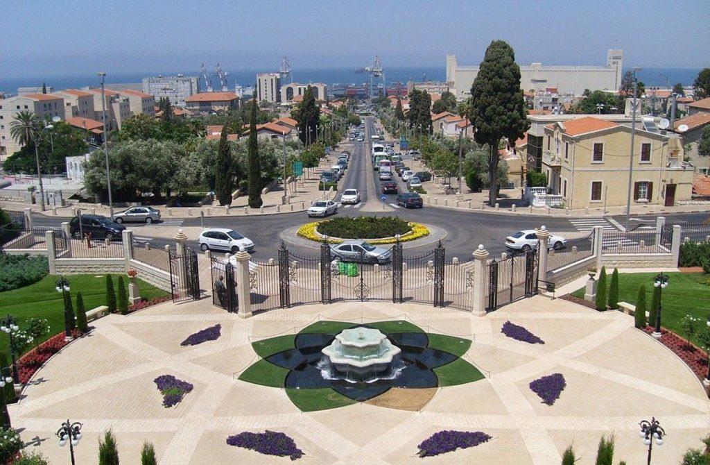 Thành phố Haifa