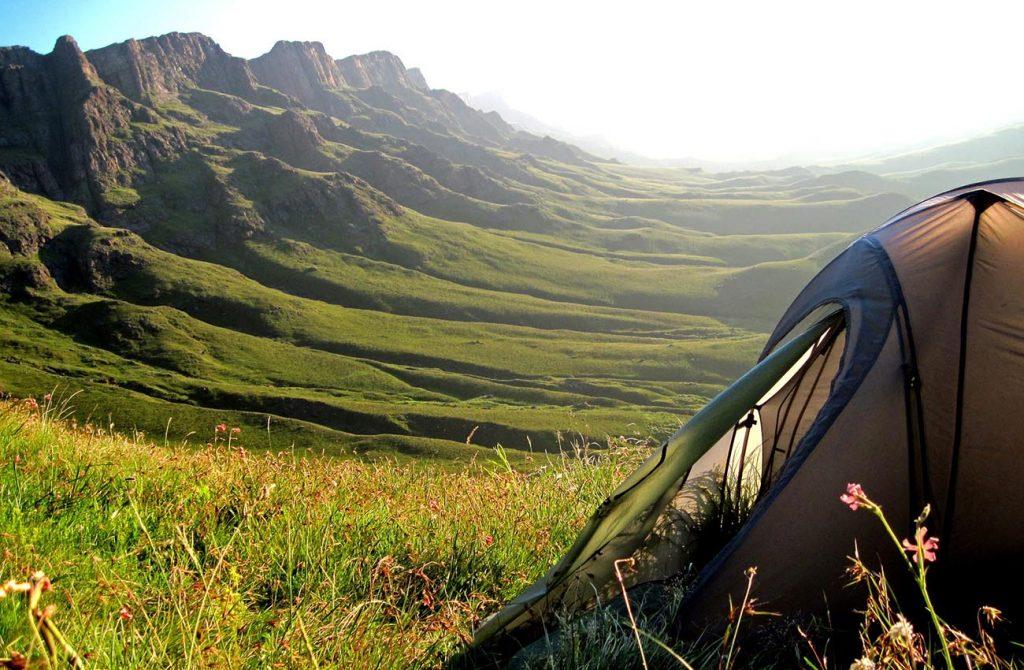 Thung lũng ở Nam Phi