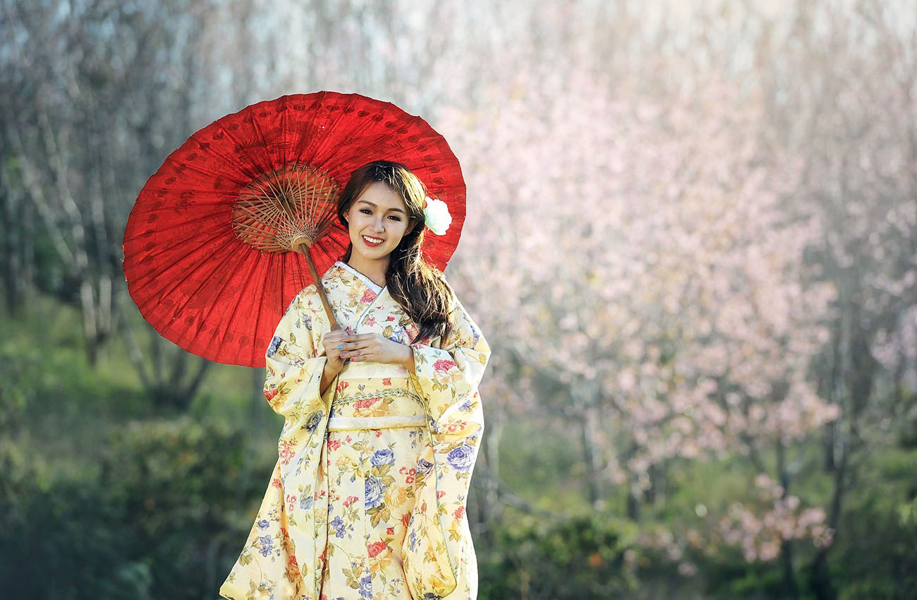Trang phục truyền thống Nhật Bản