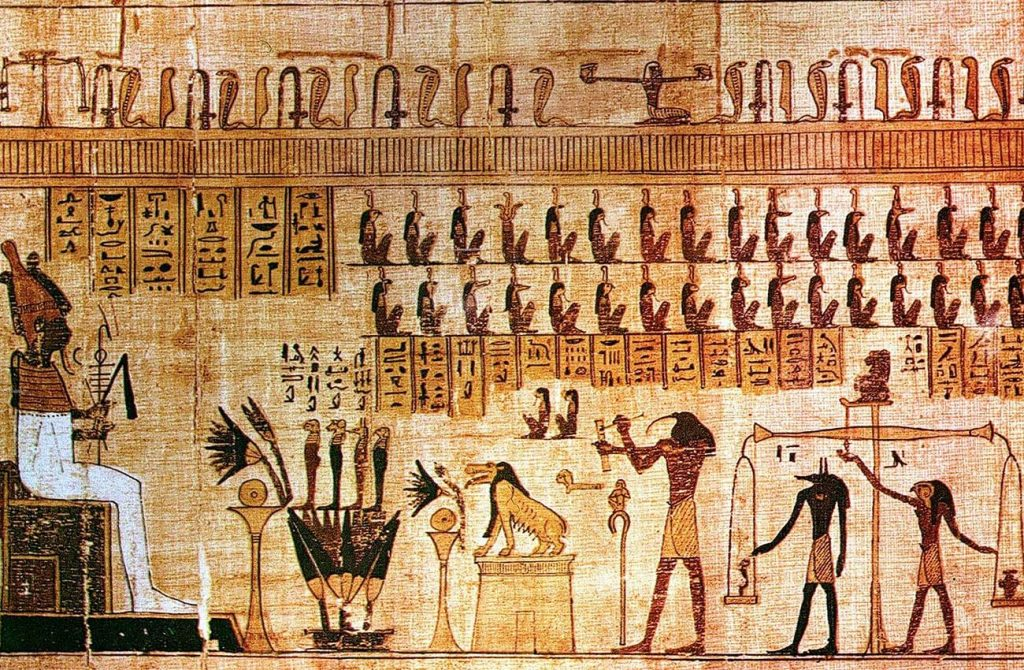Văn Hóa Lịch sử Ai Cập