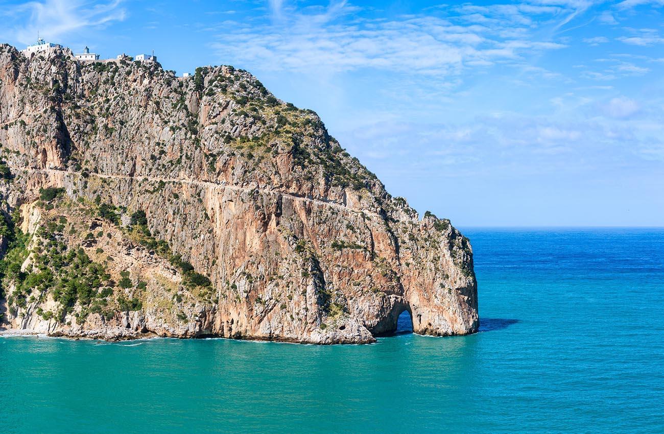 vịnh aiguades Algeria