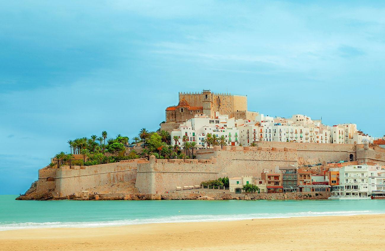Bãi Biển ở Tây Ban Nha