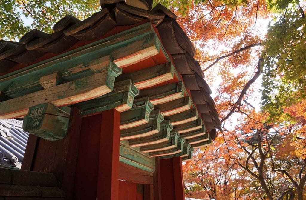 Đền Bulguksa Hàn Quốc