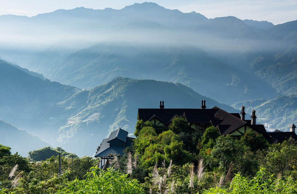 Khu nghỉ dưỡng Chingjing